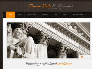 Law Offices of Thomas Hailu